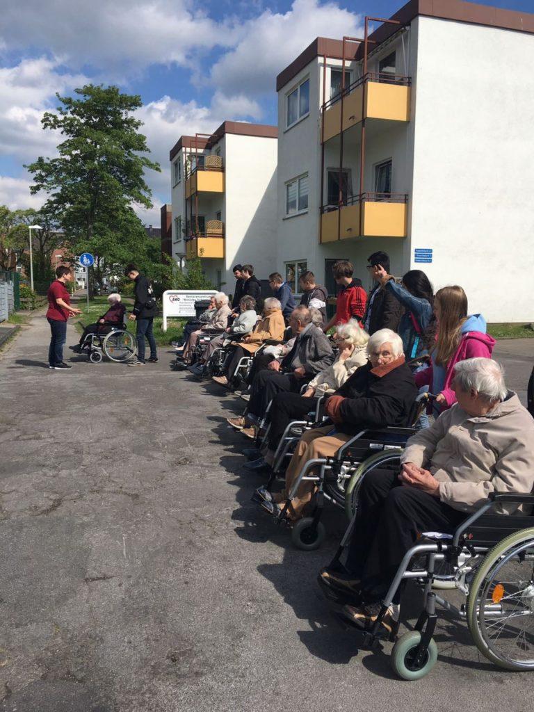 Rollstuhltraining 4